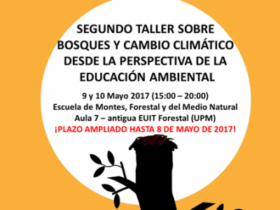 "Segundo Taller local de Educating on ""Climate Forests"""