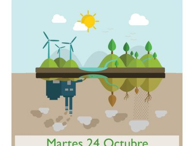 "Evento Español de Difusión Educating on ""Climate Forests"""