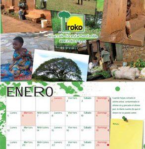 Calendarios Oficiales de Iroko DFS