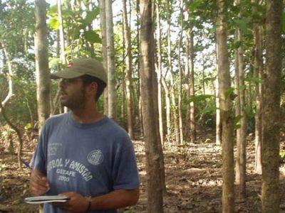 Bosques Naturales colabora con Iroko