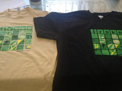 Concurso de camisetas