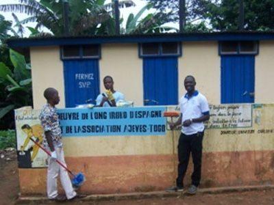 Avances del Programa de Saneamiento en Danyi