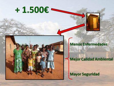 Letrinas para Togo (Crowdfunding)