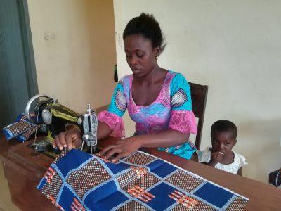 Artesanía en Togo